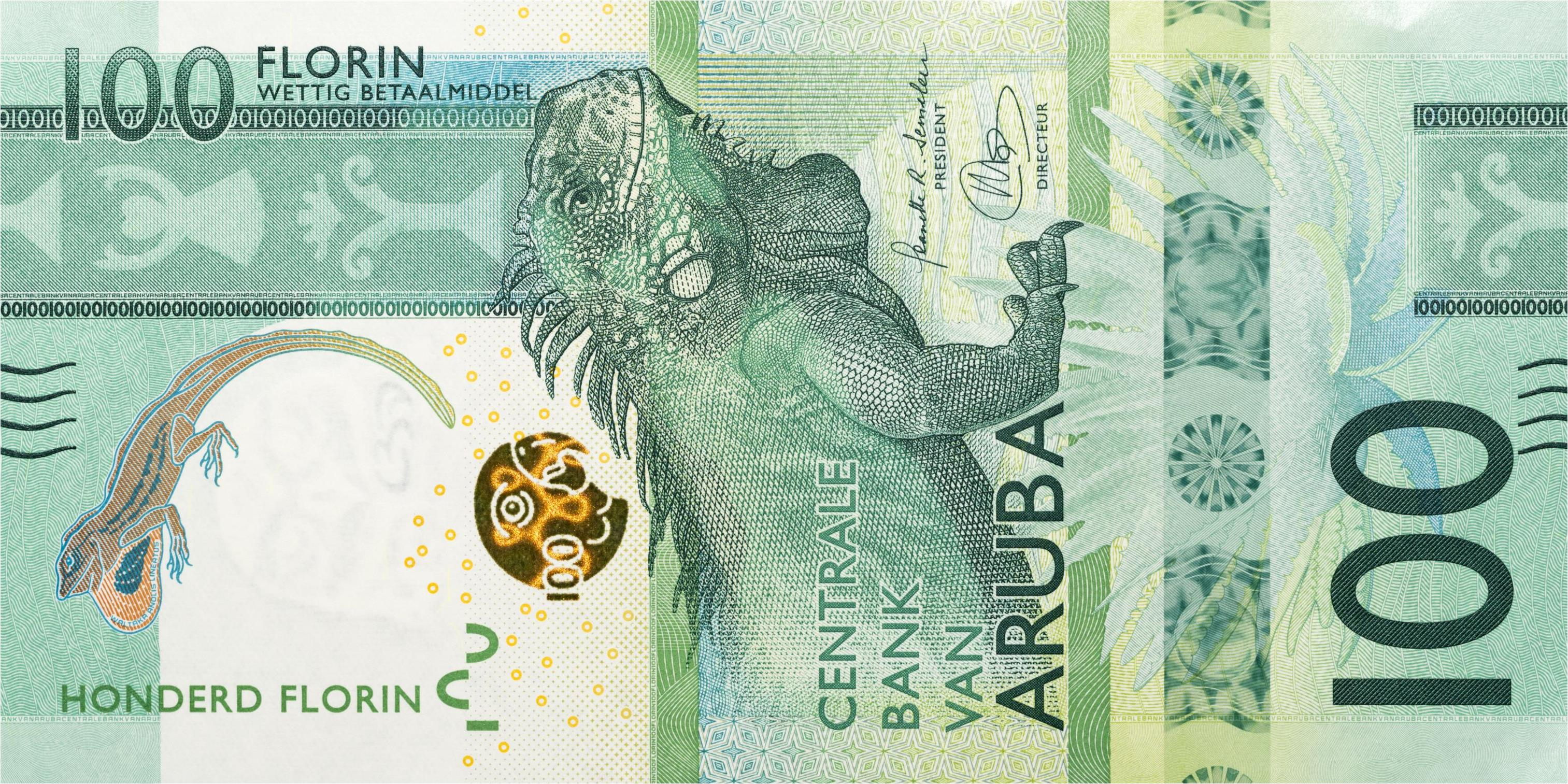 Launches New Series Of Florin Banknotes